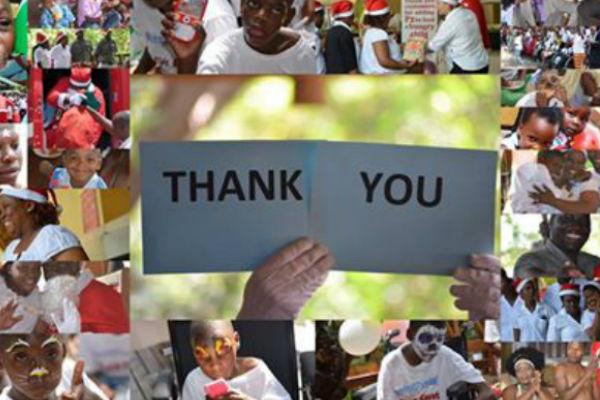 Chobe Safari Lodge Shares Christmas Spirit with Local Communities
