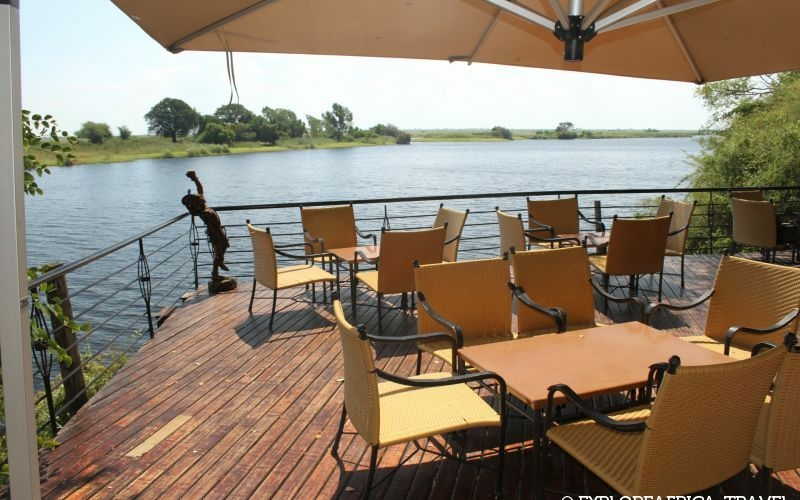 The Classic Safari Experience at Chobe Safari Lodge