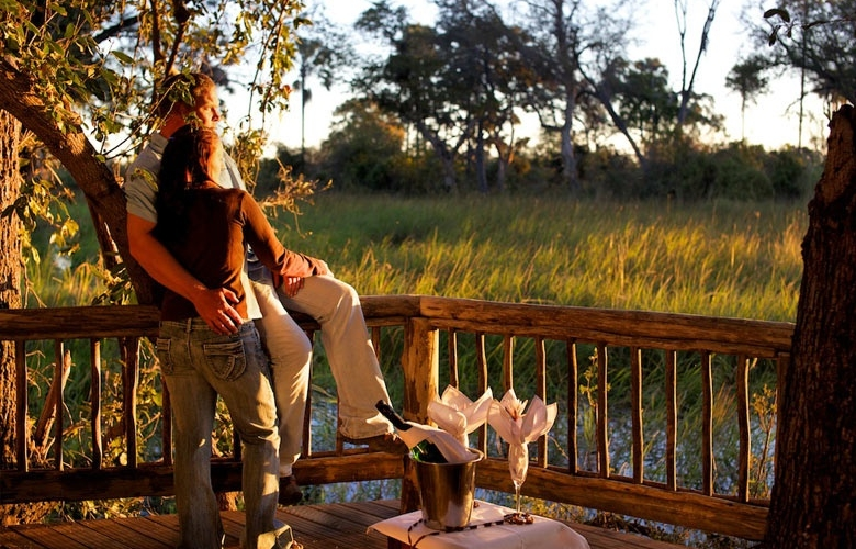 Romance Safaris in Botswana