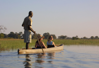 Mokoro Excursions in the Delta