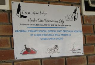 Chobe Safari Lodge Adopts Special Unit