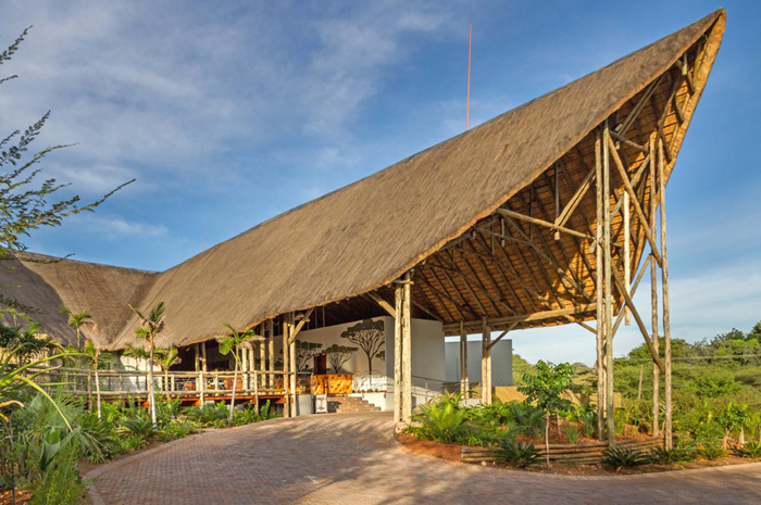 Chobe Bush Logde, located in Chobe, Botswana
