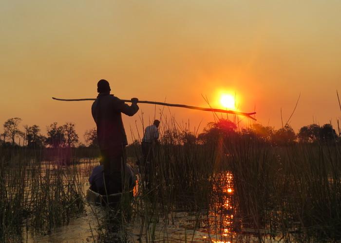 Photographer Sarah Hennessy (Photo captured on safari at Moremi Crossing)