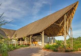 African paradise: Chobe Bush Lodge