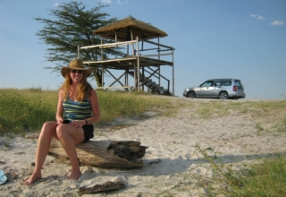 Saying 'Yes' in Botswana-a guest post by Kelly Kidson