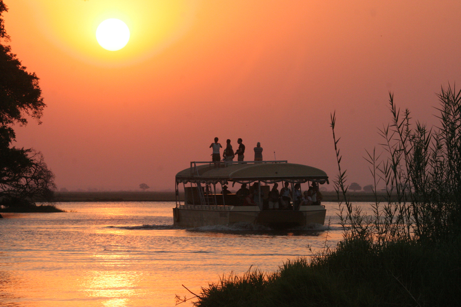 Safari Activities Sunset cruise