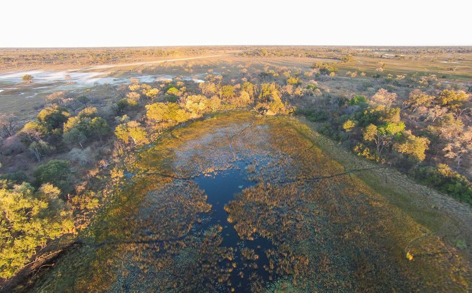 New Camp opening, Okavango Delta