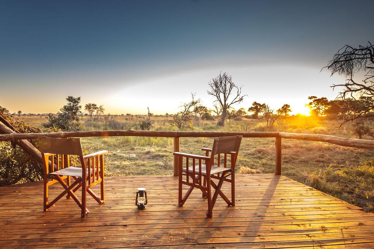 New camp opening in Okavango Delta