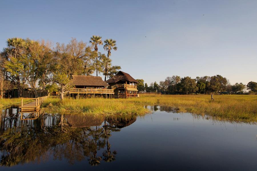 Gunns Camp Safari