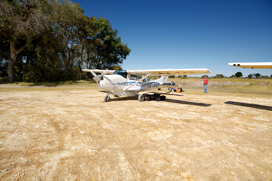 Flights to the Okavango Delta