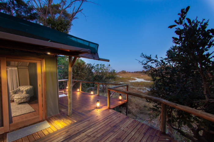 Botswana, Okavango Delta, Moremi Game Reserve, Under One Botswana Sky, Mma Dinare Camp, bush camp, safari camp, safari