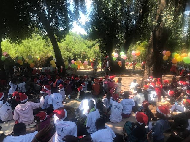 Giving Back: Community Christmas Celebrations
