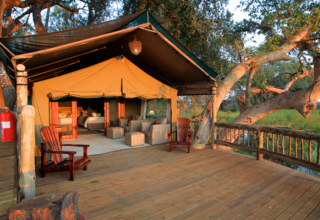In the Press: Exclusive Accommodation in Botswana