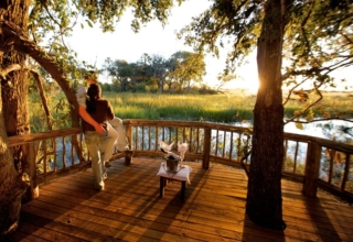 In the Press: Safari Honeymoon in Africa