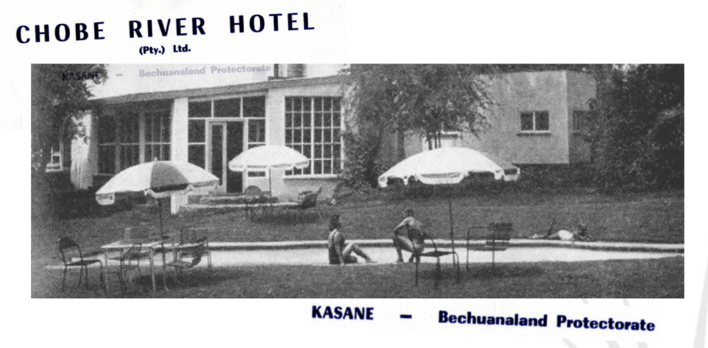 Chobe 60 years Chobe River Hotel