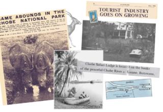 Celebrating 60 Years of Safari at Chobe Safari Lodge