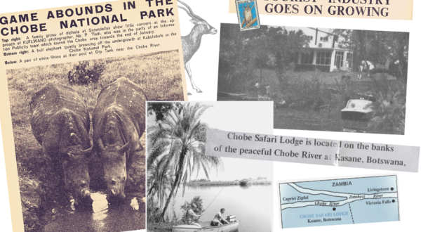 Chobe Safari Lodge History
