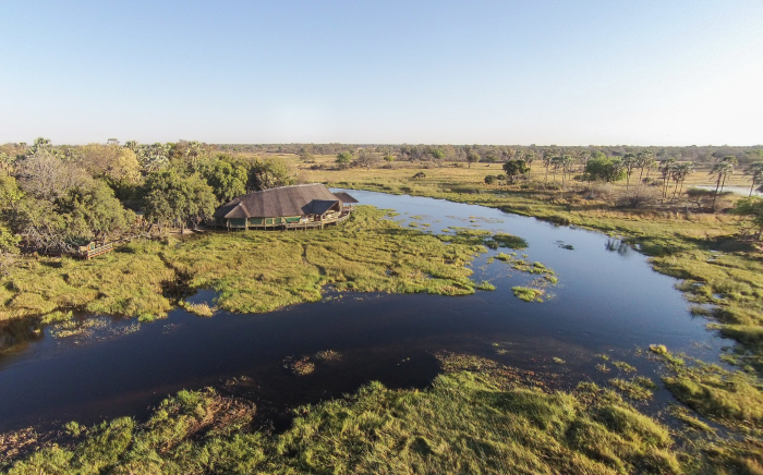 SA's Oldest Travel Mag Names Okavango Delta Africa's Best Safari