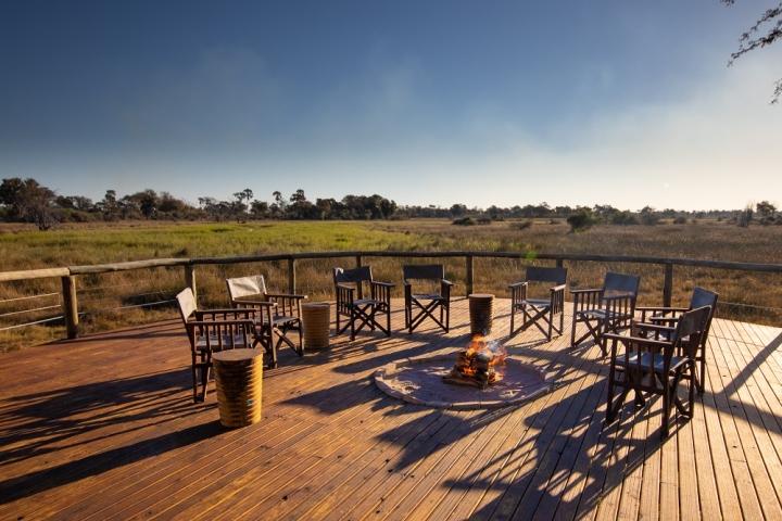 In the Press, Under One Botswana Sky, Okavango Delta, Mma Dinare, Rra Dinare