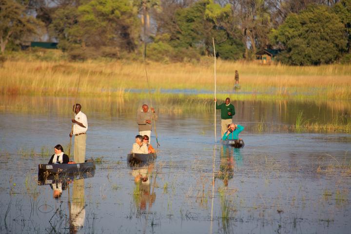 Under One Botswana Sky, Botswana Safari, Okavango Delta, Botswana Camping, Game Drive