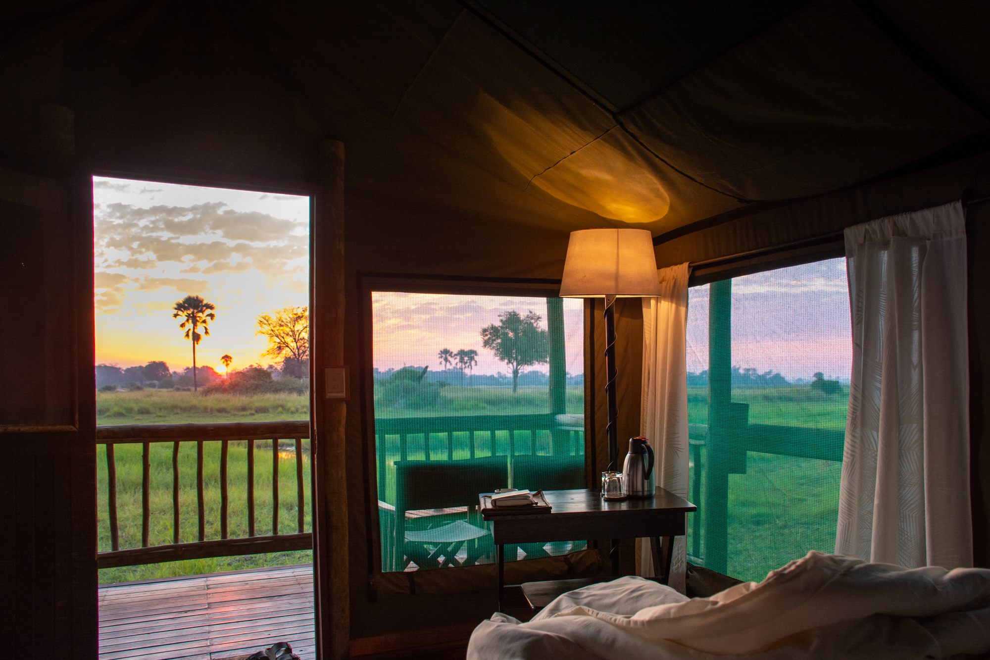Moremi Crossing Camp Okavango