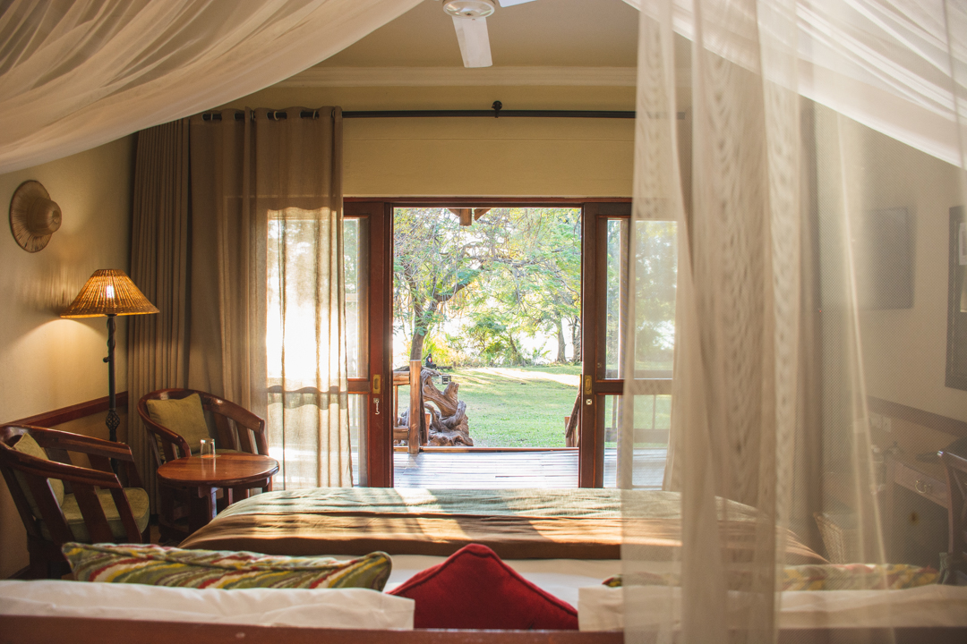 Chobe Safari Lodge Rooms